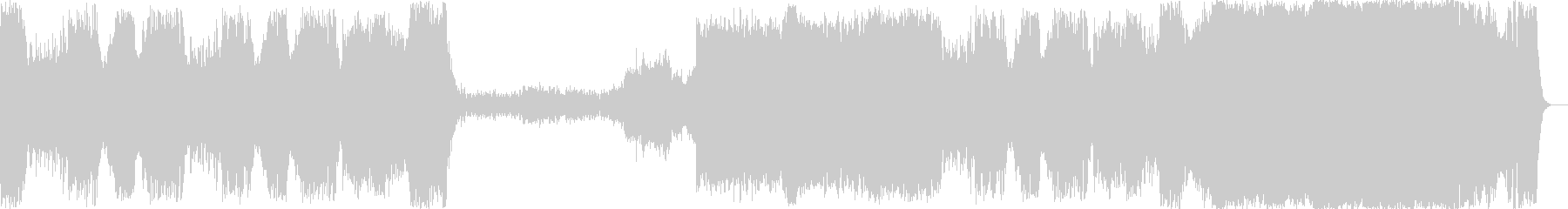 エドワードエルガーが作曲した行進曲の未再生の波形