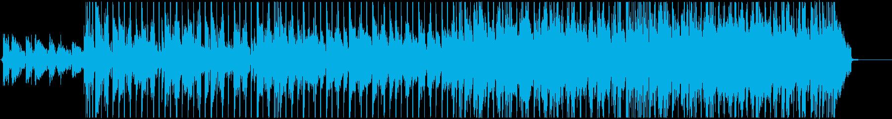 サラサラ ジャズ R&B アクティ...の再生済みの波形