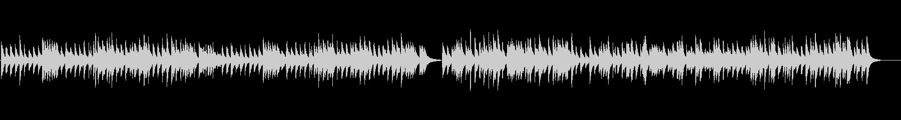 【琴・和風アレンジ】G線上のアリアの未再生の波形