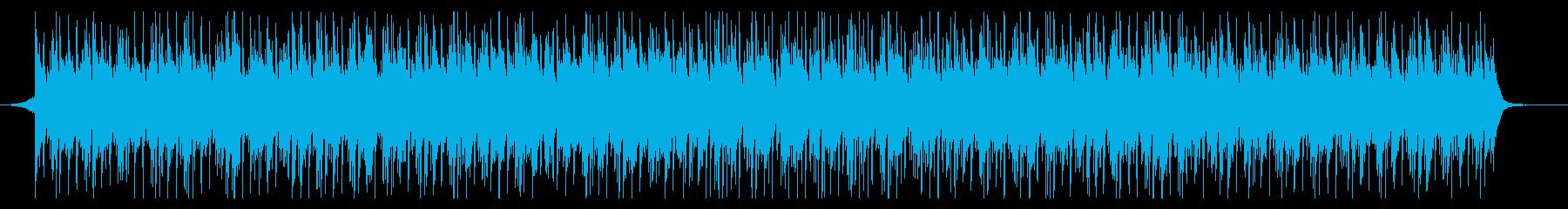 CMやVPに ほのぼの口笛エンディングの再生済みの波形