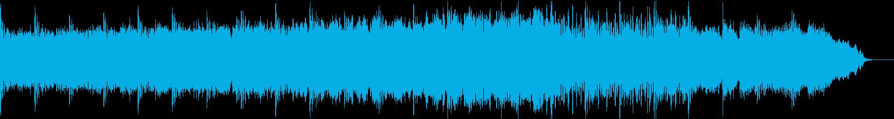 感動的・ピアノ&ストリングス&Percの再生済みの波形