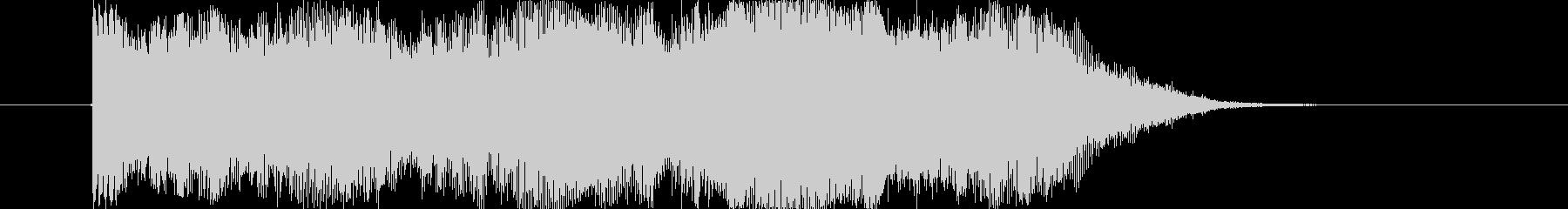 パワースイープバージョン2の未再生の波形