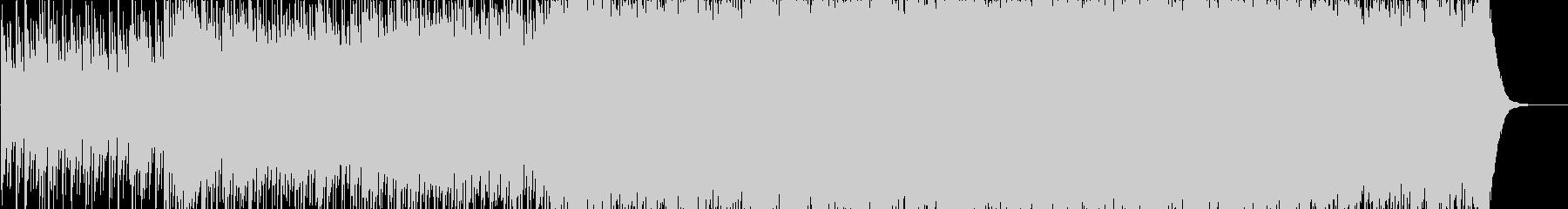 テンポの良いポップなピアノバンド【楽】の未再生の波形