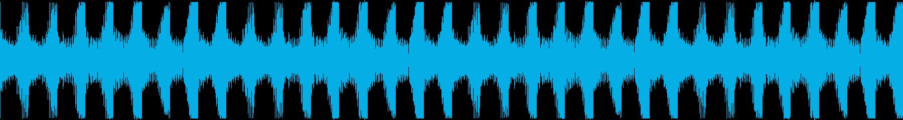 【ゲーム・シーン】バトルSE_01の再生済みの波形