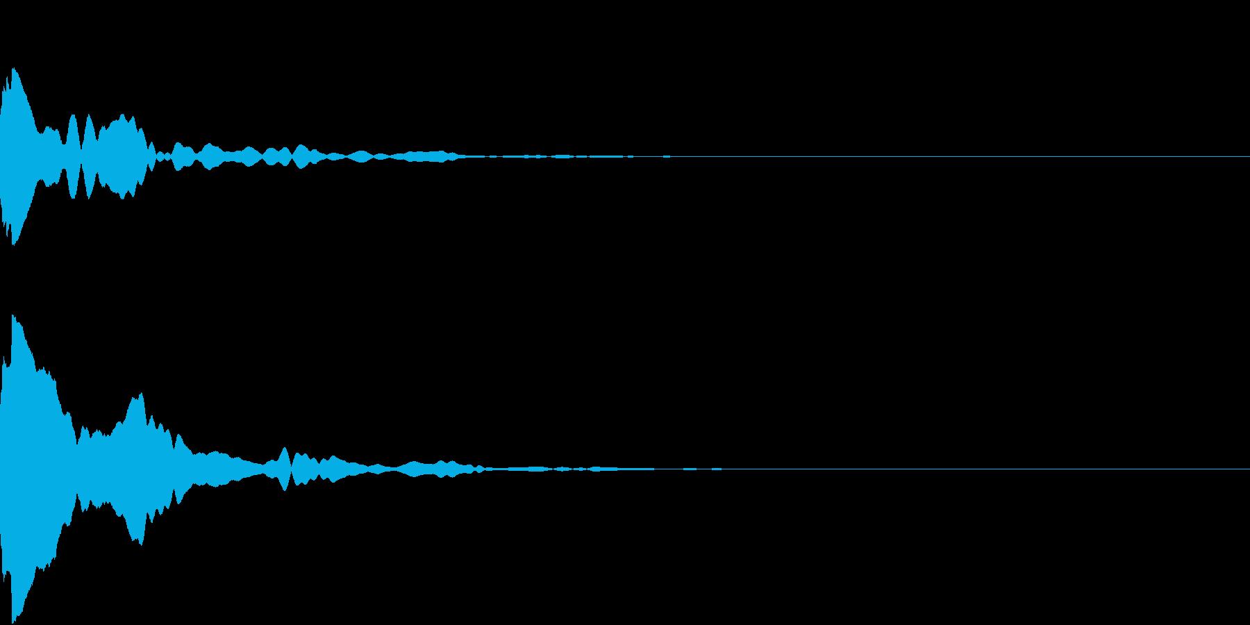 OBAKE 火の玉・人魂 SE 3の再生済みの波形