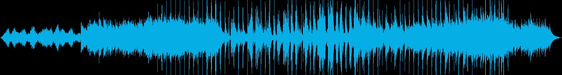 ロマンス。ピアノクレッシェンド。ピ...の再生済みの波形