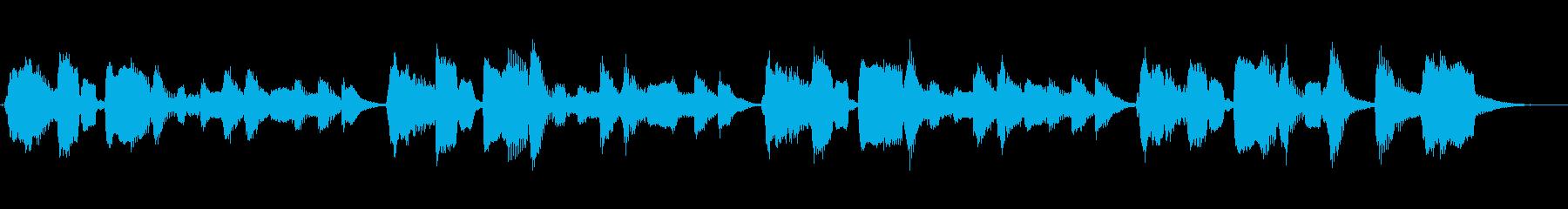 チャンネル登録のうた・明るい・キャッチーの再生済みの波形