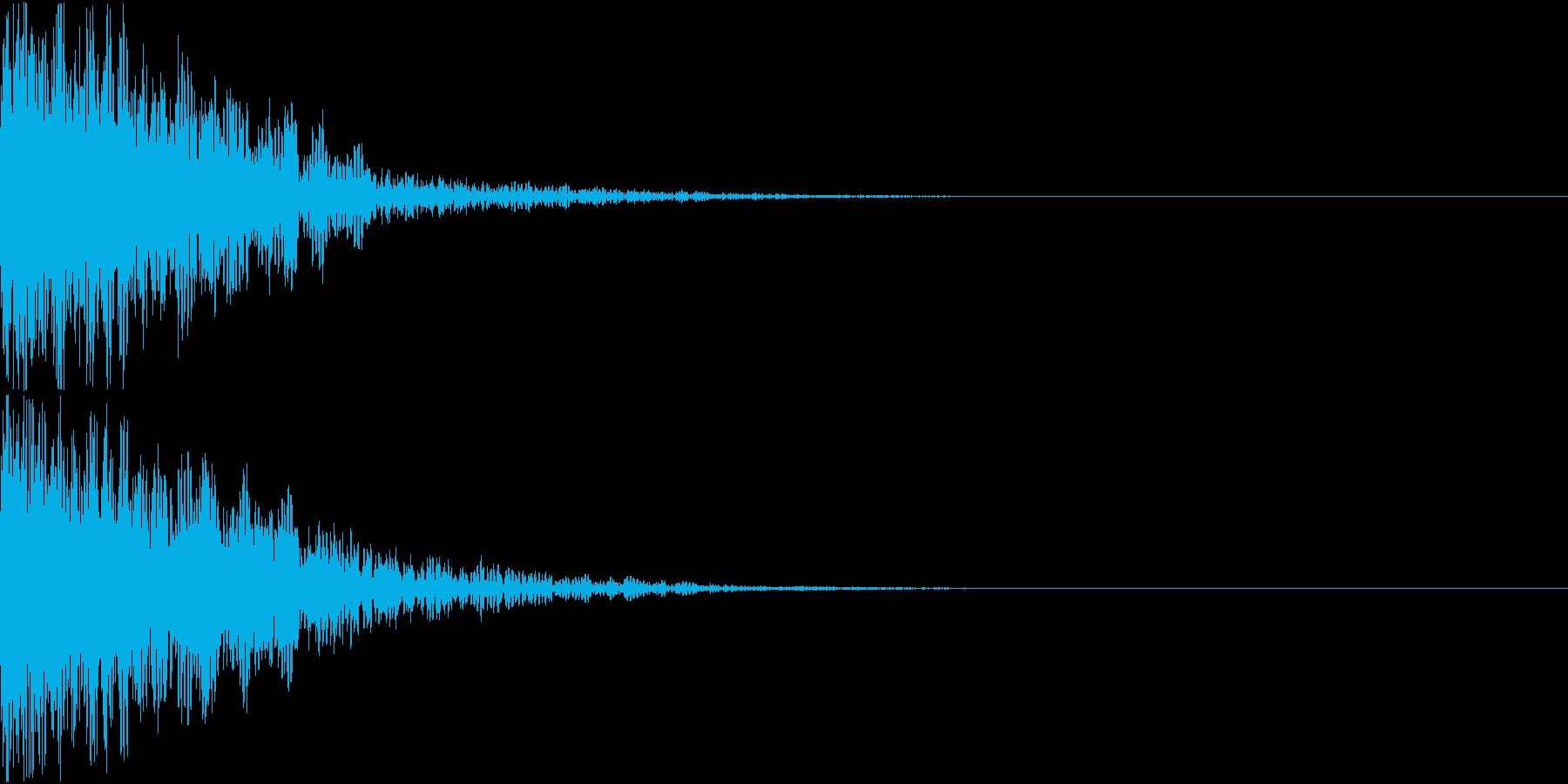 ロボット 合体 ガシーン キュイン 12の再生済みの波形