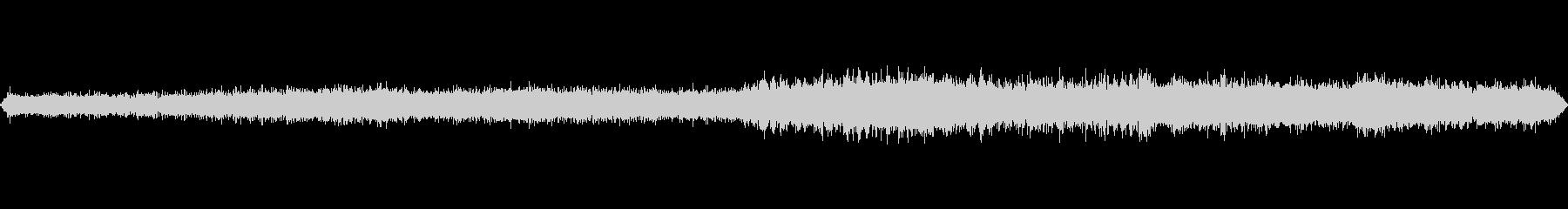 東京地下鉄の車内環境音tsAの未再生の波形