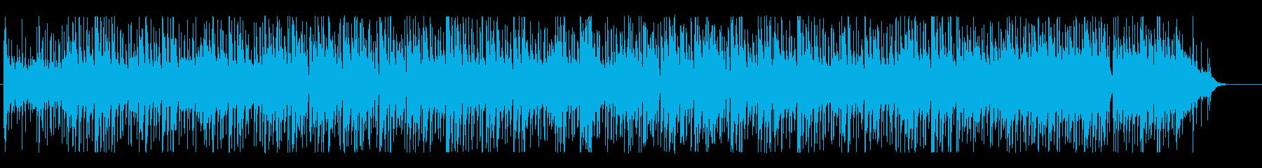 上品さのあるアップテンポ@ピアノポップの再生済みの波形