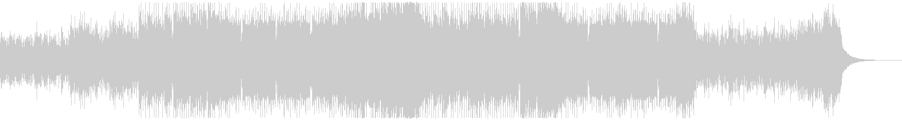 80'sディスコサウンド 2020verの未再生の波形