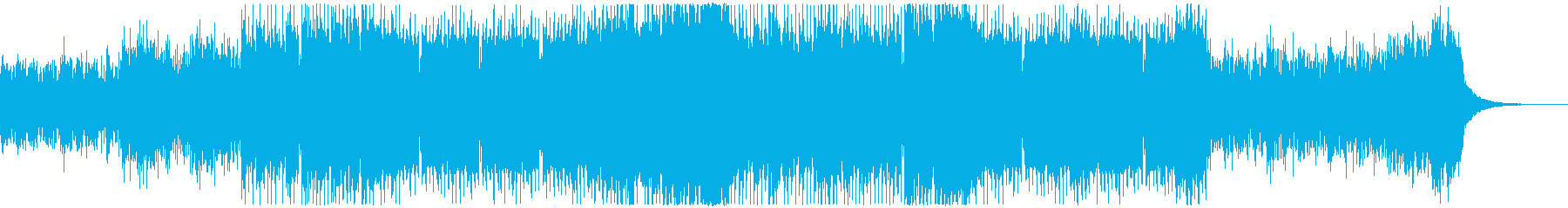 80'sディスコサウンド 2020verの再生済みの波形