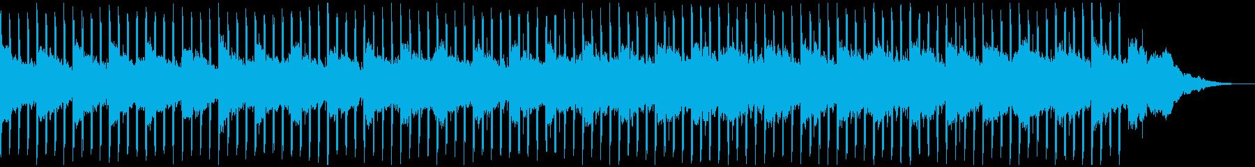 イベントコーポレート(中)の再生済みの波形