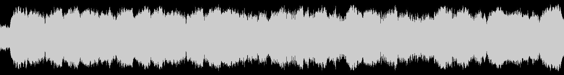 シーン・ロボット情熱・ループ弦楽器の未再生の波形