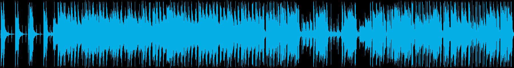 BGM_試合前の再生済みの波形