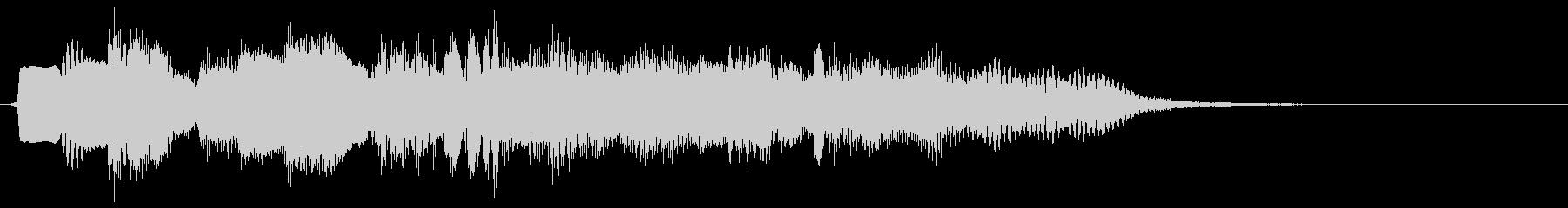 バロック1 ゲームクリアの未再生の波形