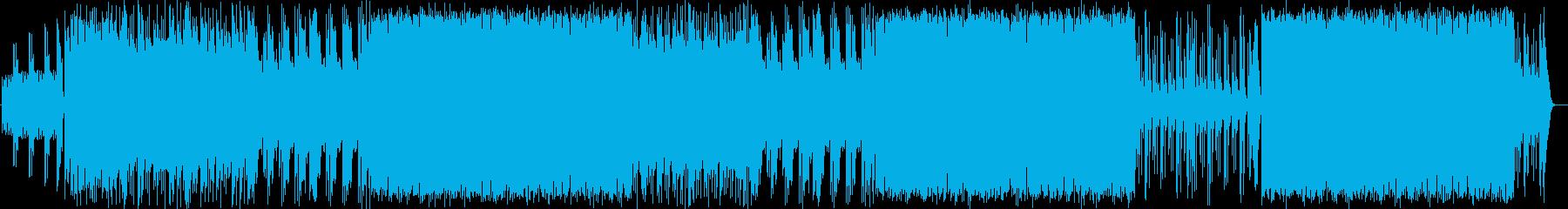 和風/和楽器/掛け声/は!・よ!/A2の再生済みの波形