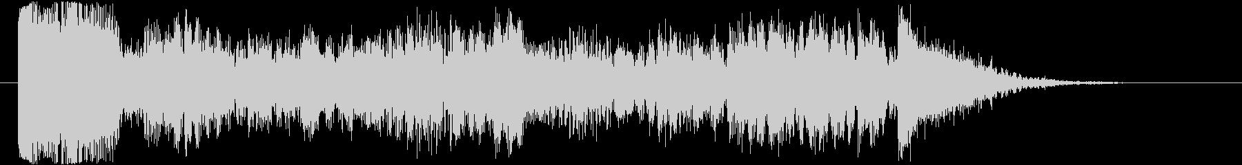 エレクトロ_ハイクオリティージングル_3の未再生の波形