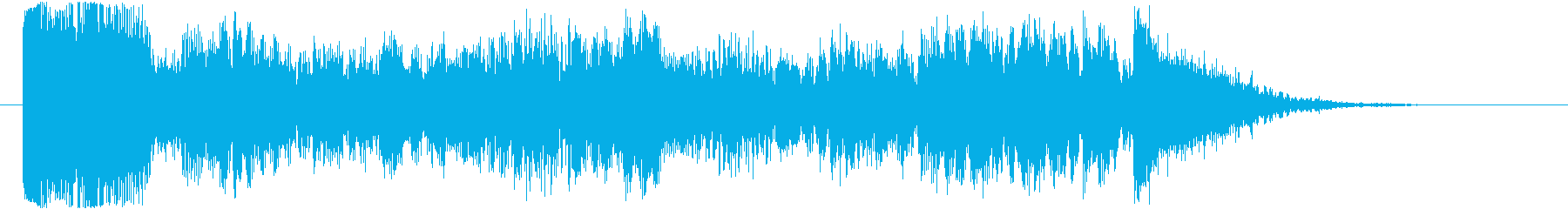 エレクトロ_ハイクオリティージングル_3の再生済みの波形