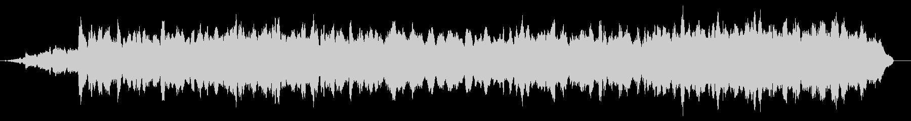 ドキュメンタリー系 活断層風サウンドの未再生の波形