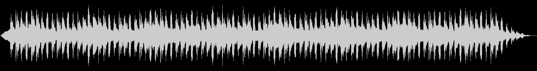 神秘的 穏やか リラクゼーション4の未再生の波形