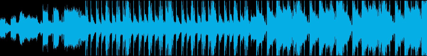 ヒップホップ 積極的 焦り 怠け者...の再生済みの波形