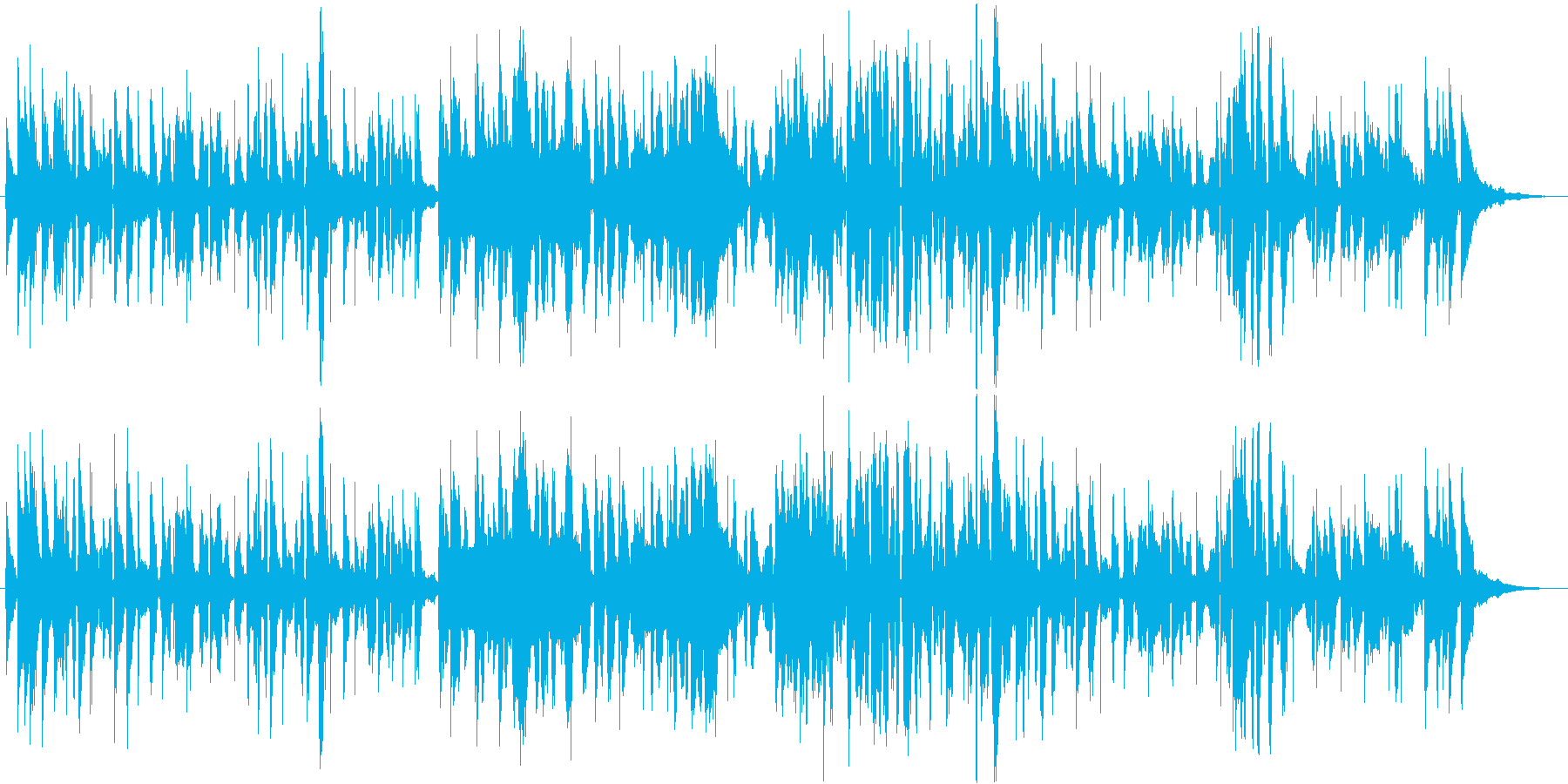 Tomato-themed songs's reproduced waveform