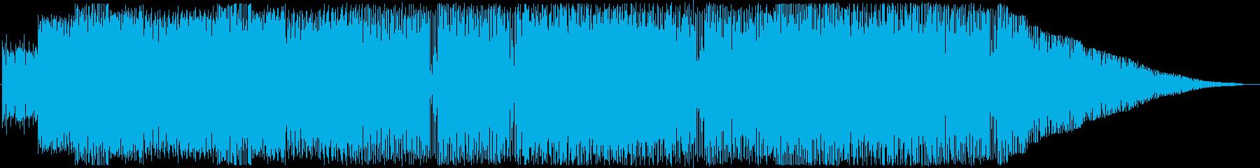 Latin 技術的な 感情的 静か...の再生済みの波形