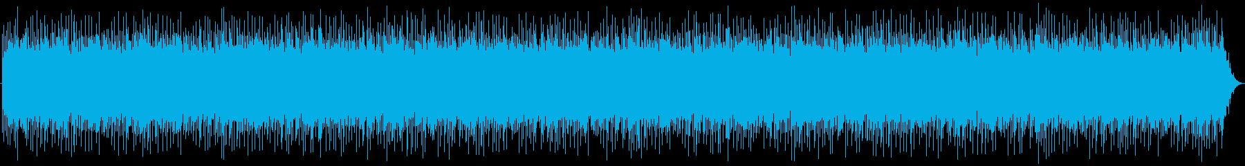 情報・ニュース/シンセ軽快リズミカルの再生済みの波形