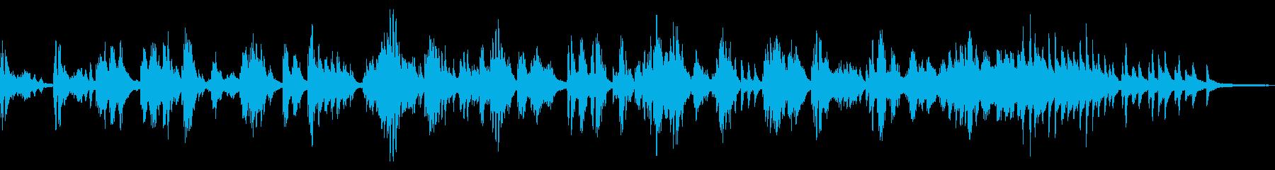 厳か/伝統的な和風曲22-ピアノソロの再生済みの波形