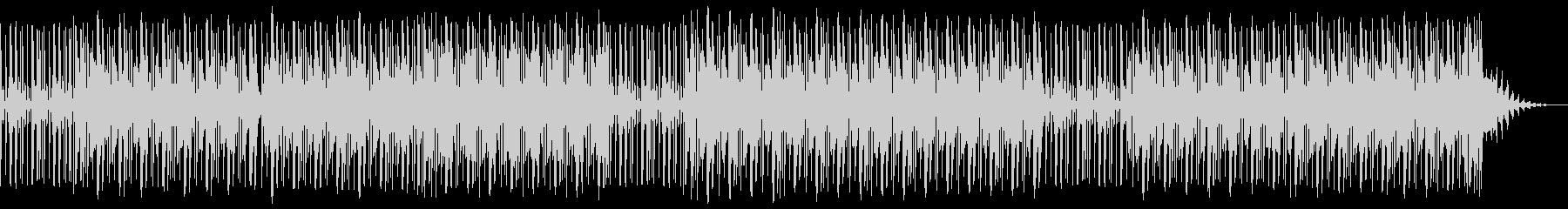 エモーショナルでメロウなヒップホップの未再生の波形