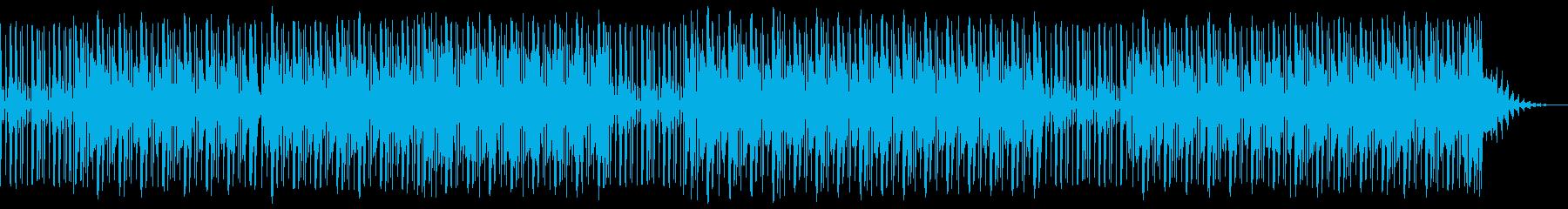 エモーショナルでメロウなヒップホップの再生済みの波形