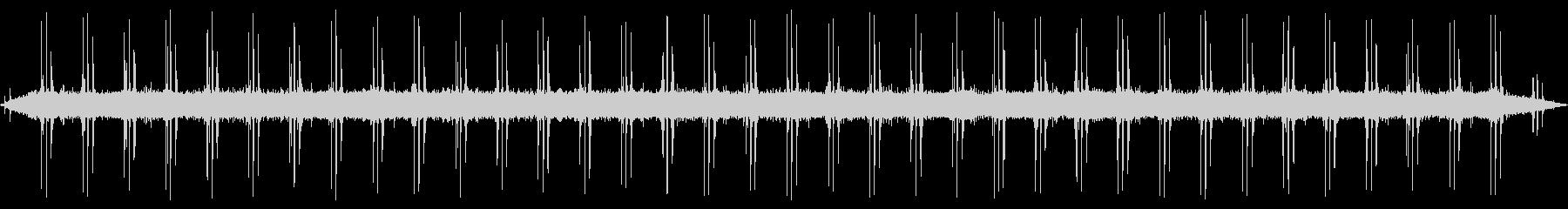 スポットラミネーター:ランニング、...の未再生の波形