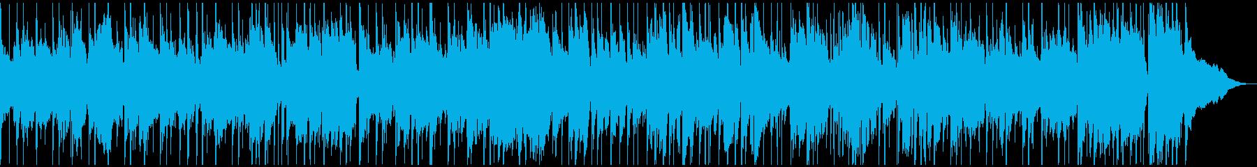 生演奏・渋い大人の雰囲気のスムースジャズの再生済みの波形