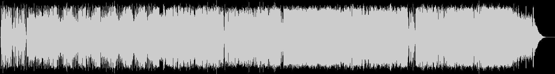 英語洋楽:中期ビートルズ・ポップスの典型の未再生の波形