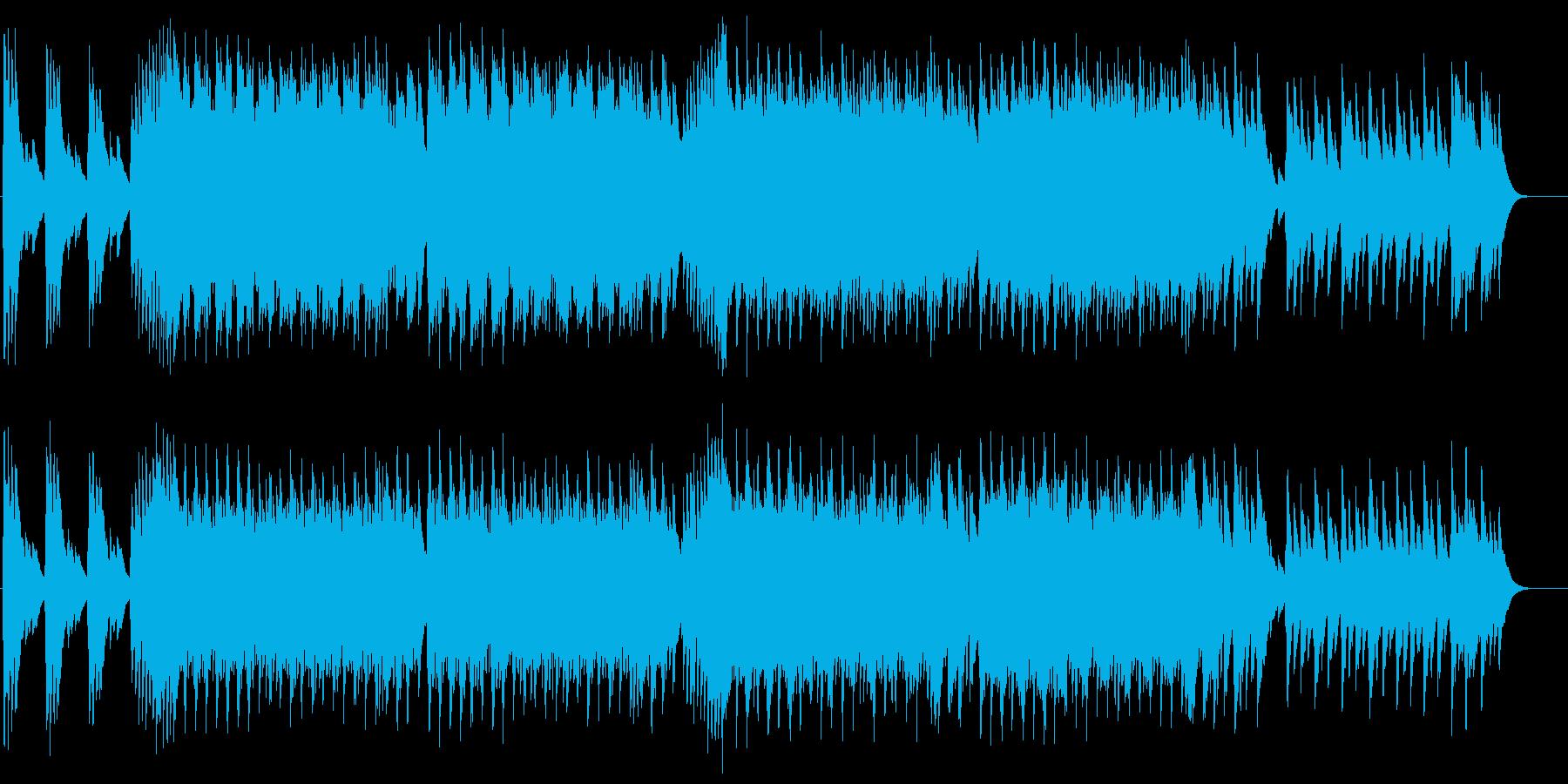 輪になって歌おう オルゴールの再生済みの波形