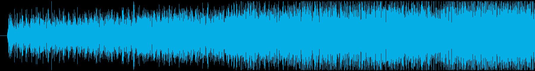 【広がるイメージ場面転換/パー/ファー】の再生済みの波形