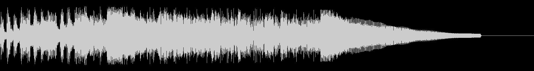 カントリー風ギターイントロ−04Bの未再生の波形