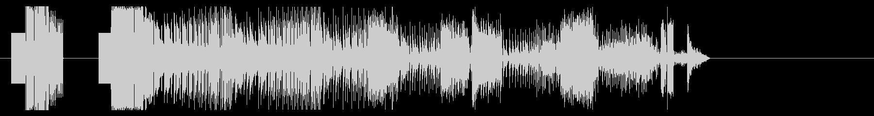 KANT8bit効果音08244の未再生の波形