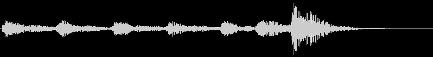 T.V.コンテンポラリーインスト卑...の未再生の波形