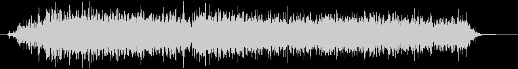 スプレー噴射 シュー (長め)の未再生の波形