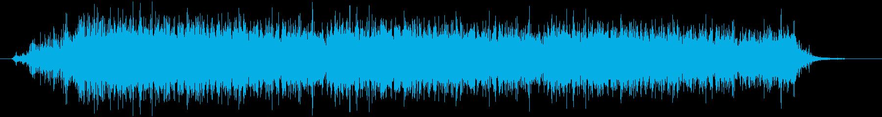 スプレー噴射 シュー (長め)の再生済みの波形