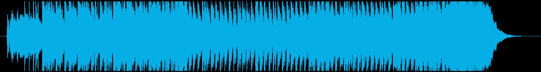 江戸前のハゼに捧げる和風EDM尺八など。の再生済みの波形