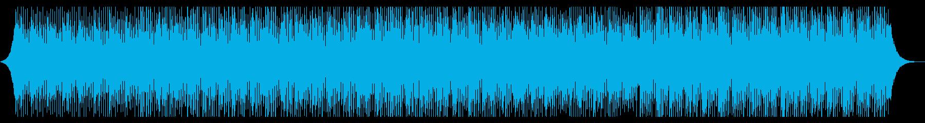 成功した技術の再生済みの波形
