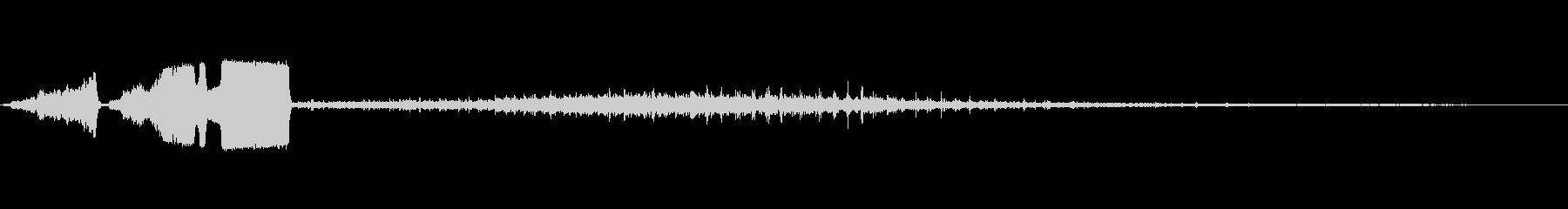 1907ボールドウィン280:ゆっ...の未再生の波形