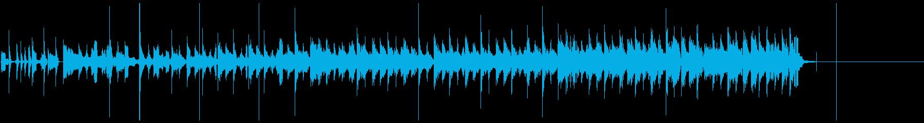 オーケストラ効果のあるヒップホップ...の再生済みの波形