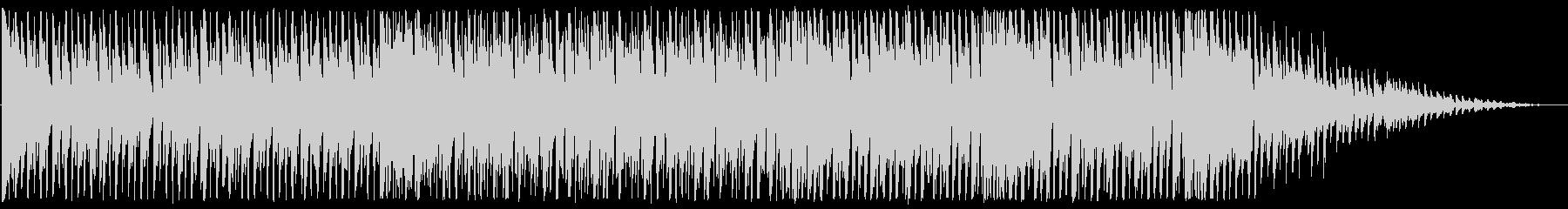 ピアノ/爽やか/ハウス_No488_3の未再生の波形