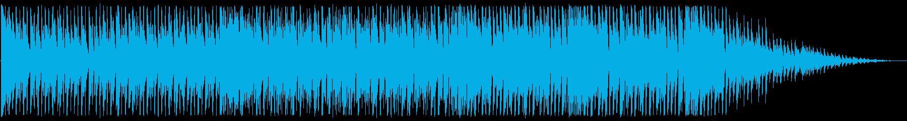 ピアノ/爽やか/ハウス_No488_3の再生済みの波形