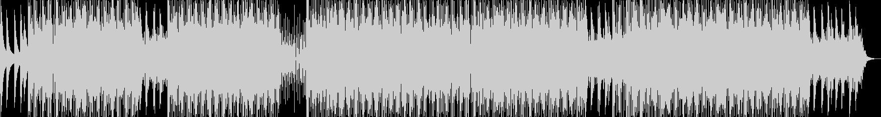 お洒落ピアノとトキメキのバーゲンハウスの未再生の波形