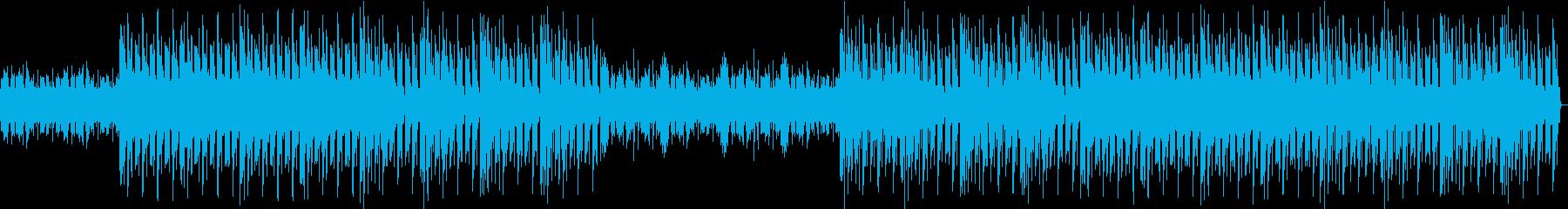 おしゃれ・空気感・EDM・透明感3の再生済みの波形